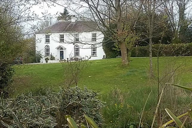 Thumbnail Country house for sale in Llandysul, Ceredigion