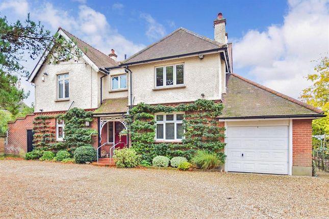 Thumbnail Detached house for sale in Grange Road, Gillingham, Kent