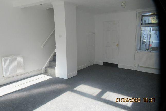 Living Room of Caerau Road, Caerau, Maesteg CF34