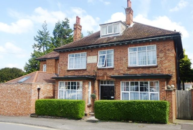 Thumbnail Detached house for sale in The Warren, Royston