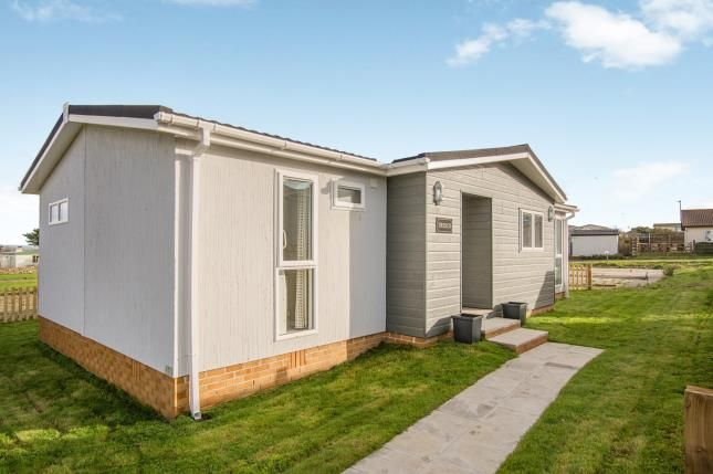 Thumbnail Bungalow for sale in St Merryn Holiday Park, St Merryn, Cornwall