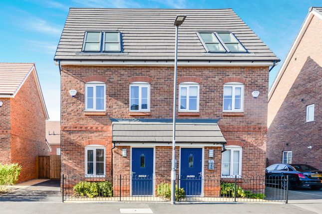Thumbnail Town house for sale in Wolfberry Drive, Norris Green, Liverpool
