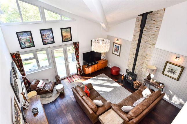 Thumbnail Semi-detached house for sale in Overlord Close, Camberley, Surrey