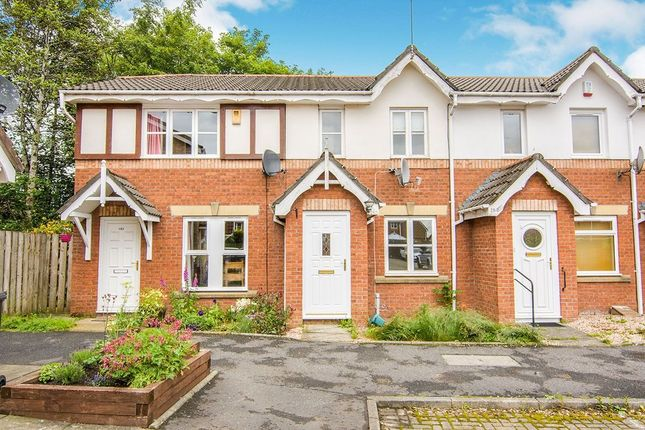 Thumbnail Terraced house to rent in Oldwood Place, Livingston
