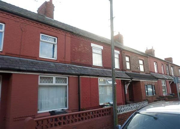Thumbnail Terraced house to rent in Grafton Road, Ellesmere Port