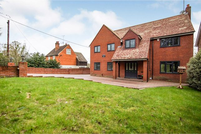 Detached house for sale in Colchester Road, Maldon