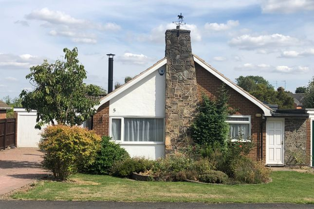 Thumbnail Property to rent in Rawlins Close Woodhouse Eaves, Loughborough, Loughborough