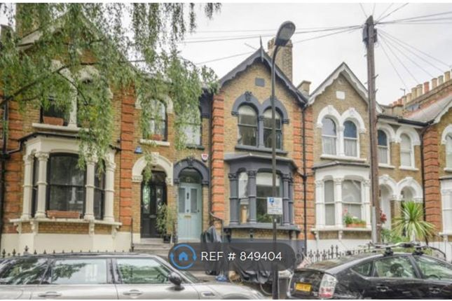 Thumbnail Terraced house to rent in Summerhouse Road, London