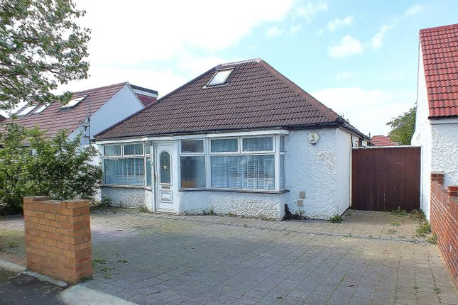 Thumbnail Detached house to rent in Harold Avenue, Hayes