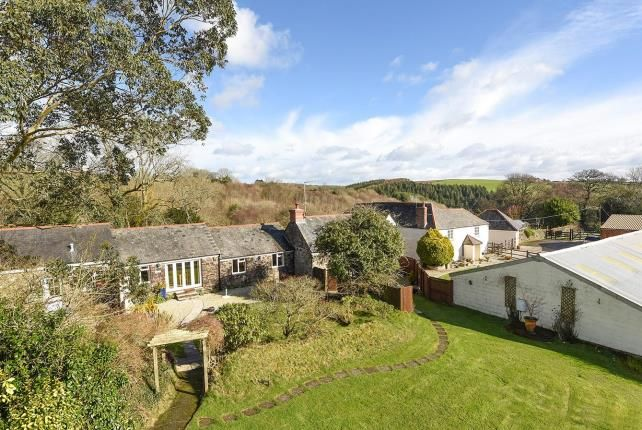 3 bedroom detached house for sale in Pillaton, Saltash, Cornwall