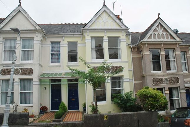 Thumbnail Terraced house to rent in Endsleigh Park Road, Peverell, Lovely Family 3 Bed House