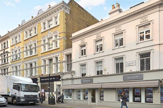 External of Old Brompton Road, South Kensington, London SW7