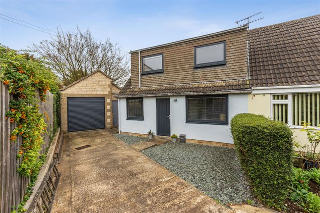 Thumbnail Semi-detached house for sale in Birches Close, Stroud