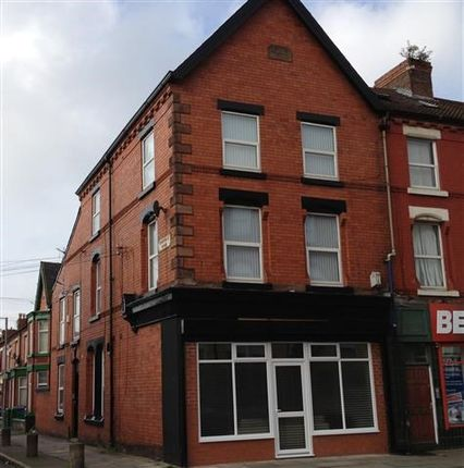 Thumbnail Flat to rent in Granville Road, Wavertree, Liverpool