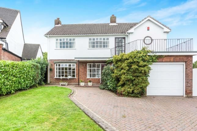 Thumbnail Detached house for sale in Inglewood Grove, Streetly, Sutton Coldfield
