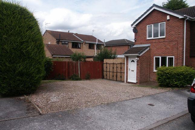 Thumbnail Semi-detached house to rent in Farm Close, Long Eaton, Nottingham