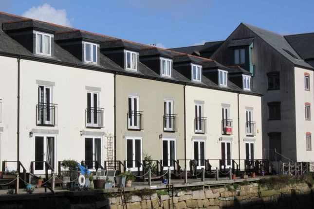 Thumbnail Detached house to rent in Fox's Yard, Harbour Village, Penryn