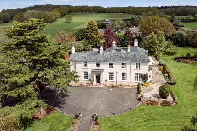 Thumbnail Detached house for sale in Bognor Road, Broadbridge Heath, Horsham, West Sussex
