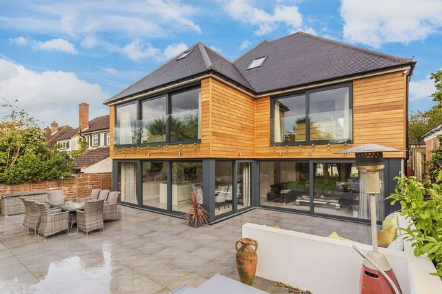 Thumbnail Detached house for sale in Arkwright Road, Sanderstead, South Croydon