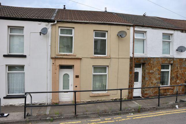Thumbnail Terraced house for sale in Cross Thomas Street, Merthyr Tydfil