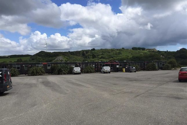 Office to let in Rosemanowes Quarry Office Park, Herniss, Penryn, Cornwall