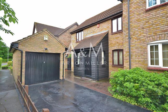 Thumbnail Semi-detached house for sale in Peel Place, Clayhall, Ilford