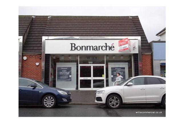 Thumbnail Retail premises to let in Unit B, 418-424 Wimborne Road, Winton