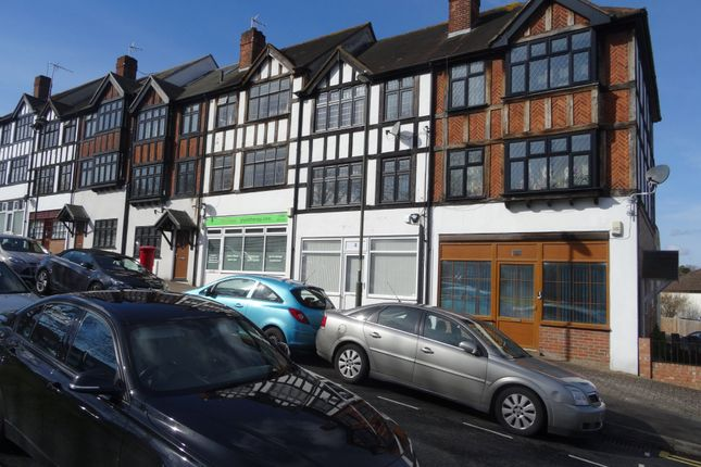 Thumbnail Flat to rent in Cleave Avenue, Green Street Green, Orpington, Kent