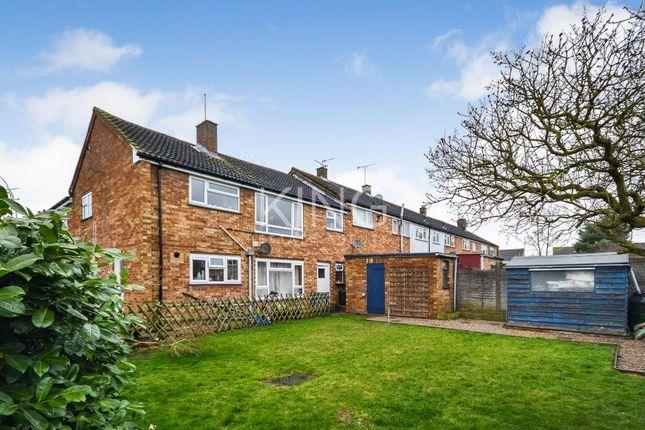 Thumbnail Flat for sale in Surrey Road, Bletchley, Milton Keynes, Buckinghamshire