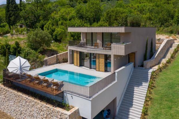 Thumbnail Property for sale in Newly Built Villa, Rožat, Dubrovnik Region, 20236