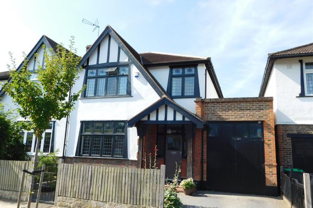 Thumbnail Semi-detached house for sale in The Mall, Surbiton