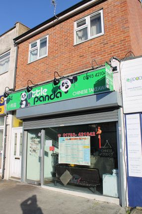 Retail premises to let in Cricklade Road, Swindon