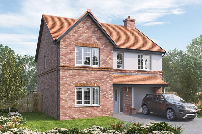 "Thumbnail Detached house for sale in ""The Sudbury"" at Rectory Lane, Guisborough"