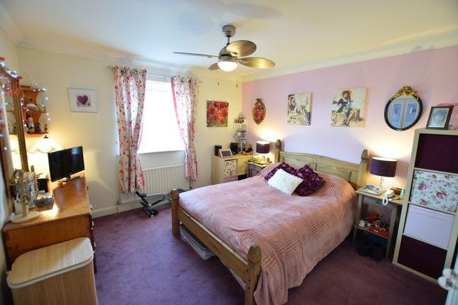 Master Bedroom of St Lawrence Mews, Eastbourne BN23