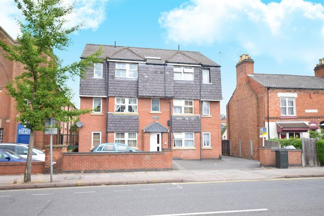 Thumbnail Flat for sale in James Court, Uppingham Road, Leicester