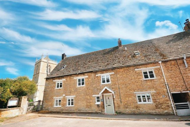 Thumbnail Cottage to rent in Main Street, Sudborough, Kettering