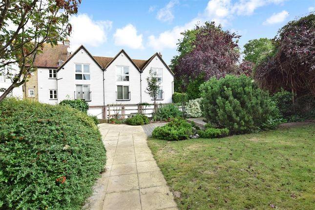 Communal Gardens of South Road, Faversham, Kent ME13
