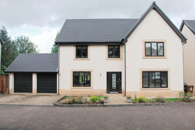 Thumbnail Detached house for sale in Kinnaird Gardens, Buxton