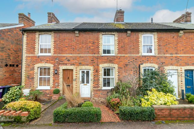 Thumbnail Terraced house for sale in Wratten Road West, Hitchin