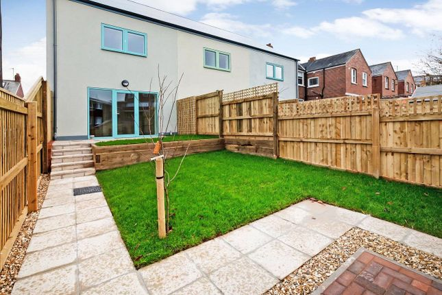 Thumbnail End terrace house for sale in Anthony Road, Exeter