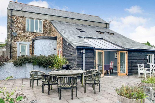 Thumbnail Detached house for sale in Bennacott Barn And Holiday Annexe, Boyton, Launceston
