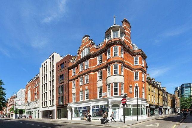 Thumbnail Flat for sale in Great Portland Street, London