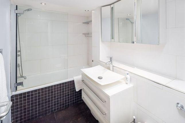 Bathroom of Old School Square, London E14
