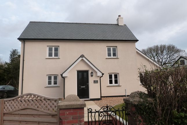 Thumbnail Detached house for sale in Paws Lane, High Bickington