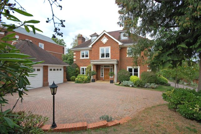 Thumbnail Detached house to rent in The Leigh, Kingston Upon Thames