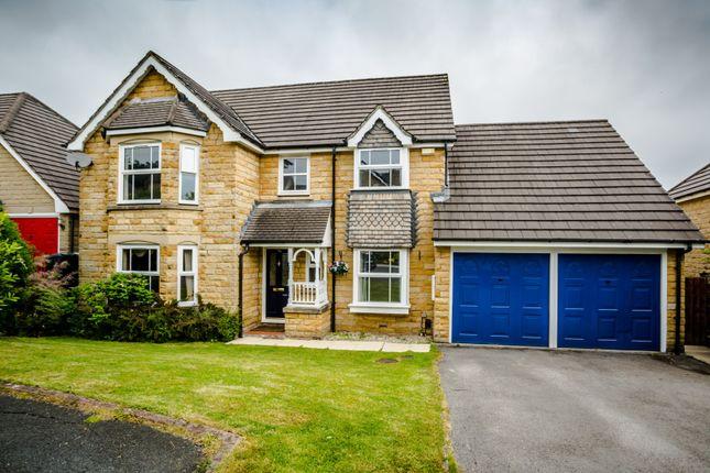 Thumbnail Detached house for sale in Grimescar Meadows, Birkby, Huddersfield