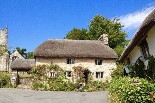 Thumbnail Detached house for sale in Throwleigh, Okehampton