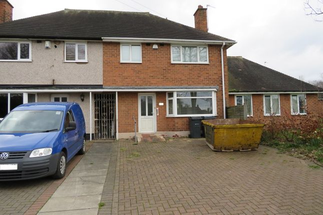 Timberley Lane, Shard End, Birmingham B34