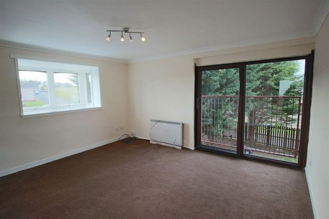 Thumbnail Flat to rent in 3 Kildonan Court, Newmains, Wishaw