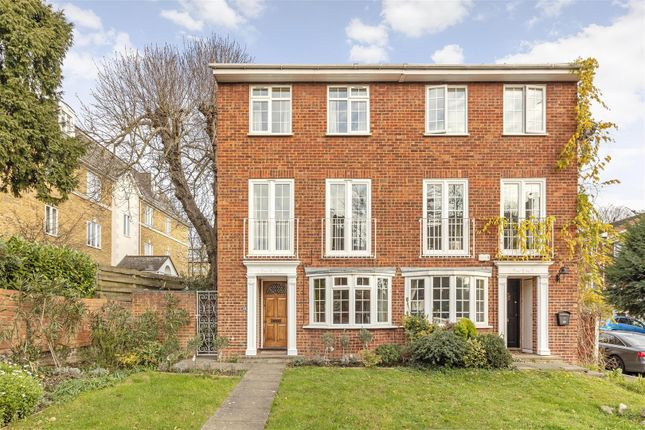 Thumbnail Semi-detached house for sale in Lansdowne Road, London